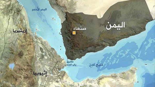 أقدم خريطة لليمن والجزيرة العربية على الإطلاق صورة