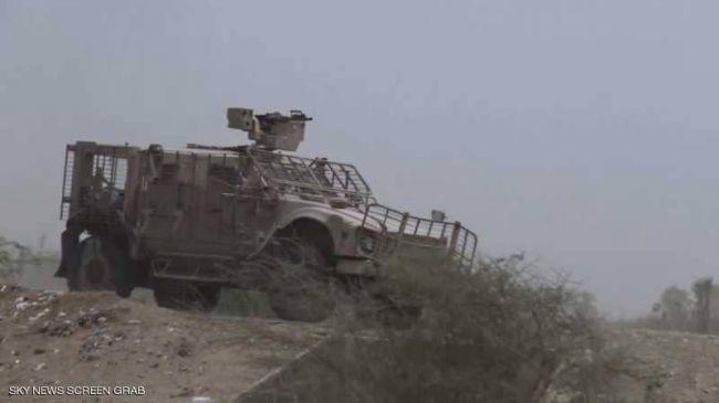المقاومة اليمنية تسيطر على مقار حكومية بالدريهمي