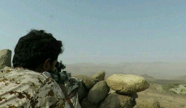 """""""مأرب الوادي"""" تسير قافلة عيدية لأبطال الجيش في جبهة """"صرواح"""""""