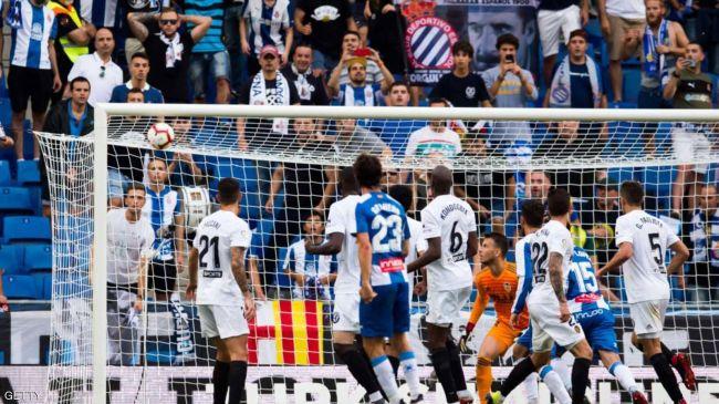 بالصور هدف دخل تاريخ الدوري الإسباني