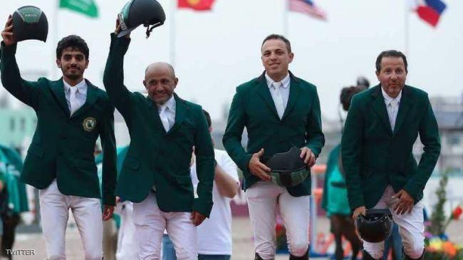 السعودية تحرز ذهبية الحواجز في الألعاب الآسيوية