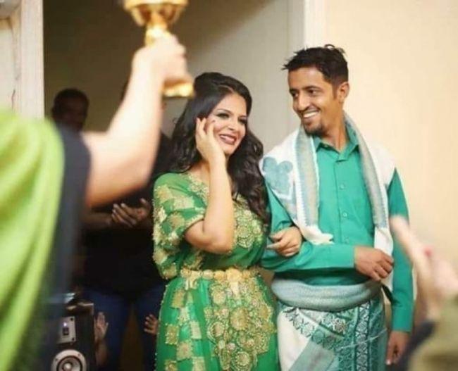 حفلة زفاف لزواج غير شرعي
